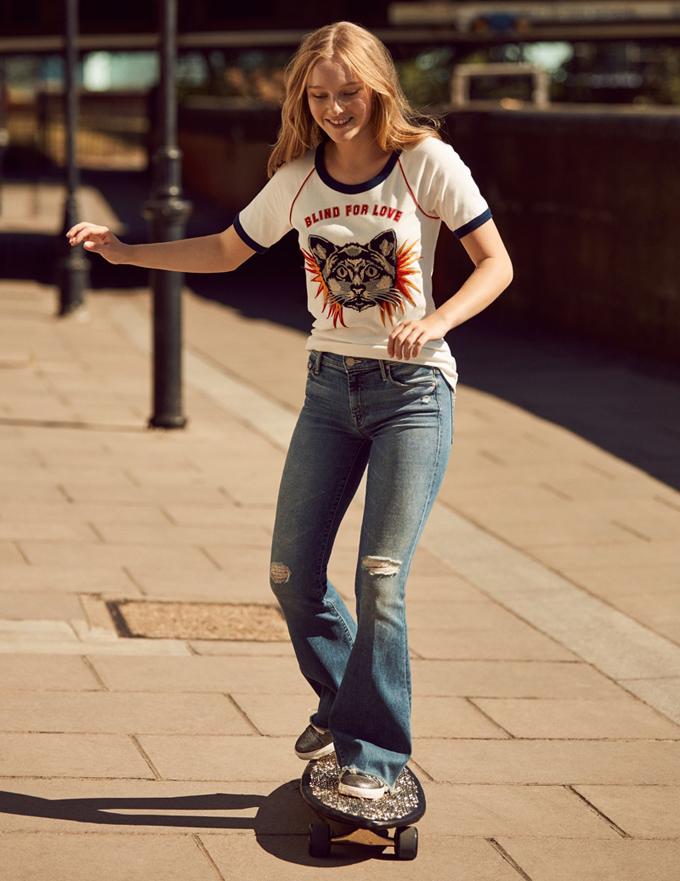Мадди Уотерхаус для Tatler UK