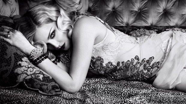 Мадонна в Harper's Bazaar US (8 фото)
