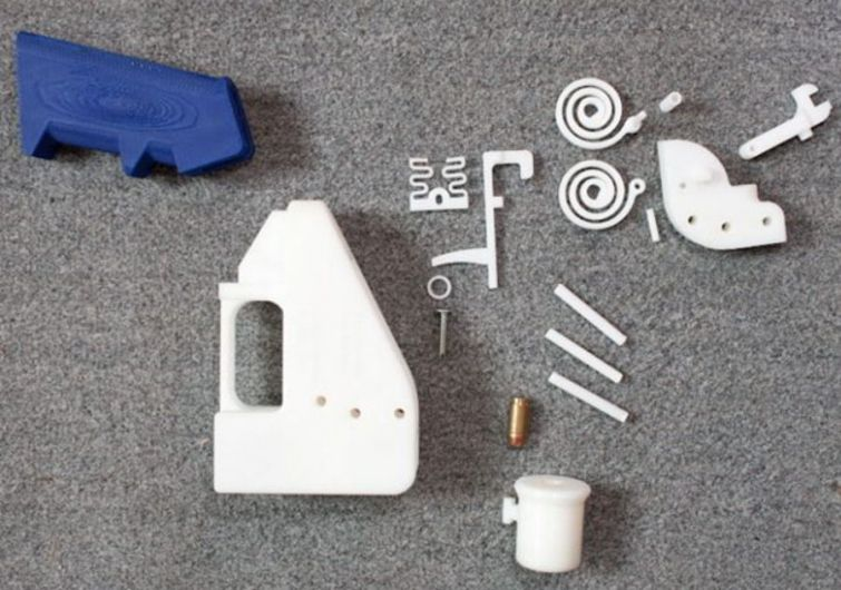 Вещи, которые можно напечатать с помощью 3D-принтера