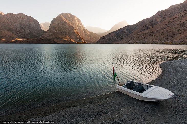 Путешествие по Узбекистану и Таджикистану (38 фото)