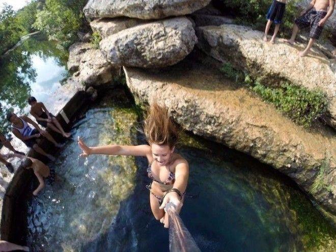 Колодец Иакова, штат Техас, США (9 фото)