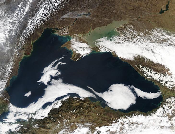 Глубины Черного моря, где полная темнота, где нет ни света, ни кислорода, таят в себе немало загадок
