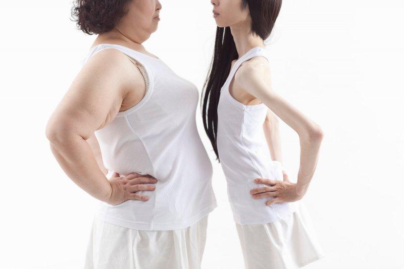 Ученые: Стройные женщины неменее привлекательны для мужчин
