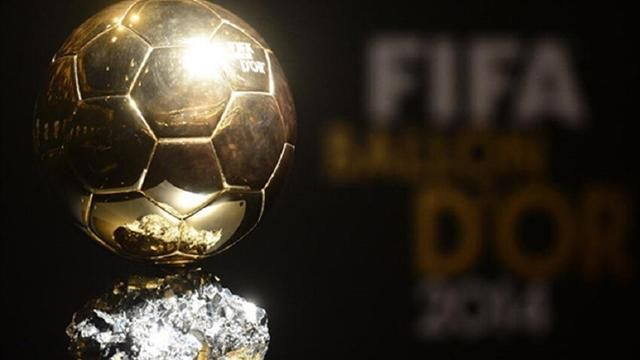 France Football назовет претендентов на«Золотой мяч» 24октября