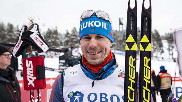 Устюгов одержал победу спринт наэтапе «Тур деСки» вШвейцарии