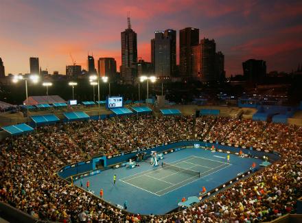 Русские теннисисты узнали соперников попервому кругу Australian Open