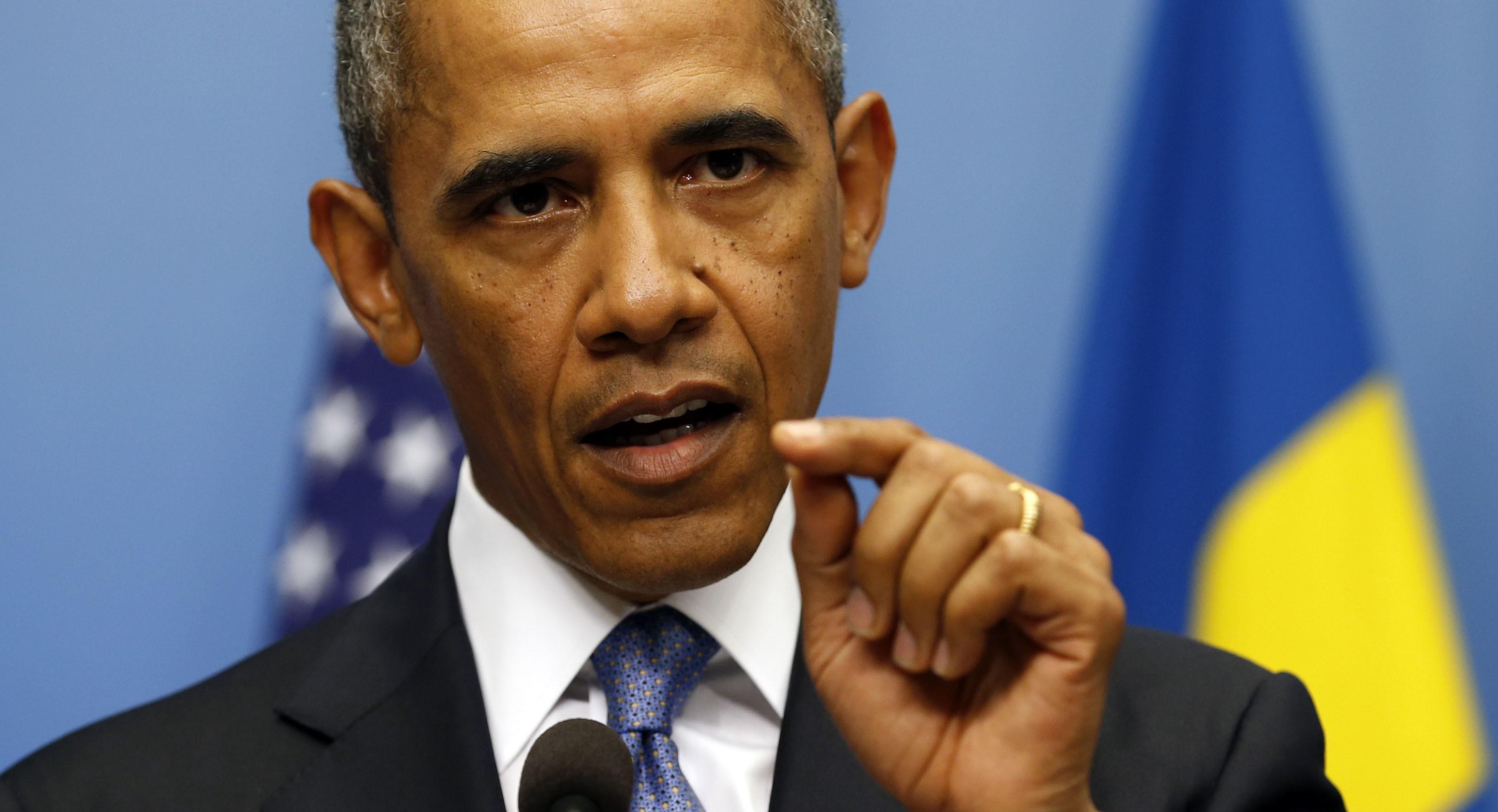 Обама предупреждает обопасности отправки важных данных поэлектронной почте