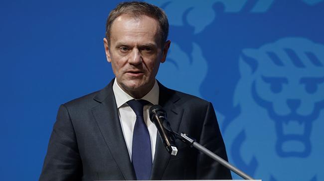 Горячие споры могут сорвать переговоры поBrexit,— Туск