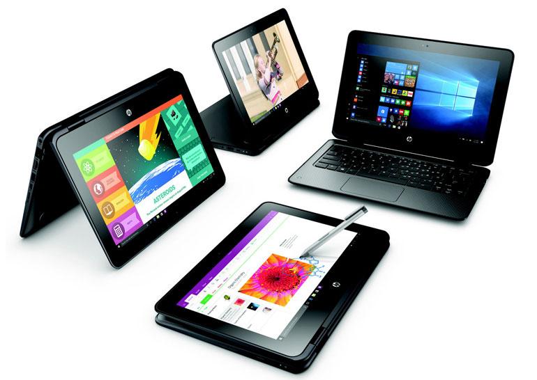 HPиAcer выпустят ноутбуки сWindows 10s по17 тыс. руб.