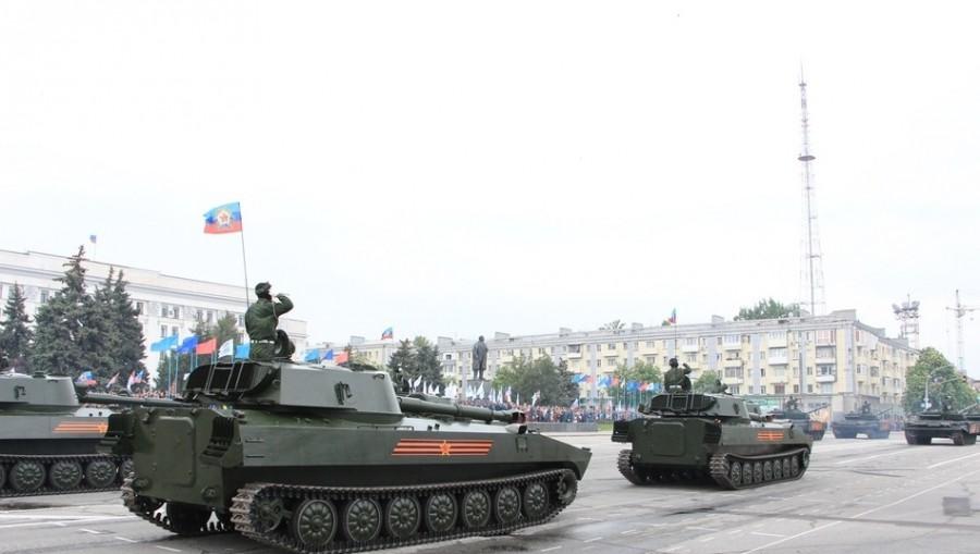 Захарченко пошутил: вминувшем году инопланетяне передали ДНР свои технологии