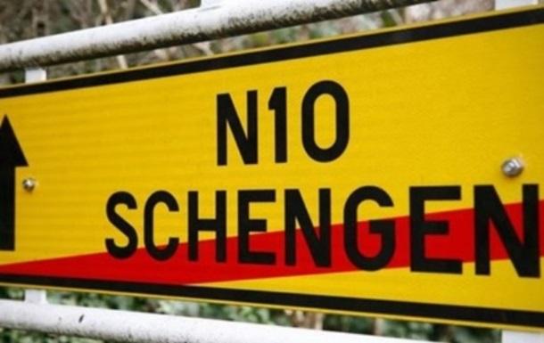 Италия остановила действие Шенгена до30мая