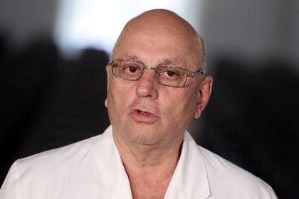 Могели Хубутия покинул пост директора НИИимени Склифосовского