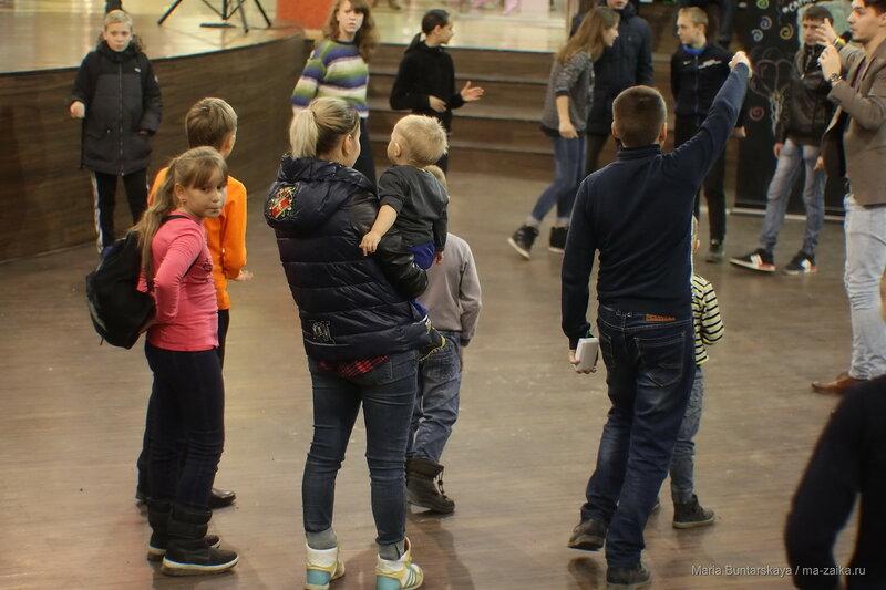 Фестиваль объединений, Саратов, 'Оранжевый', 27 октября 2016 года