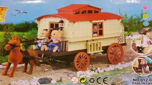 Карета-домик Happy Family 012-05 коробочка.JPG