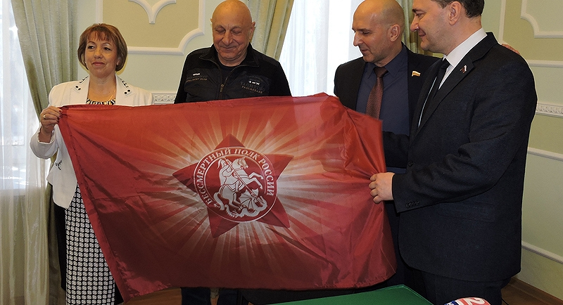 Общественная палата Севастополя и «Бессмертный полк России» подписали соглашение