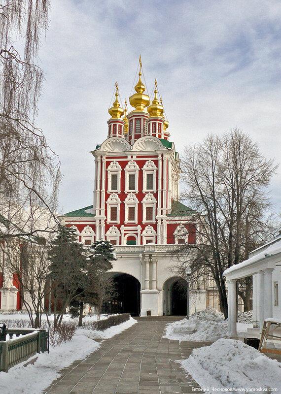 35. Новодевичий монастырь. 04.02.09.01.JPG