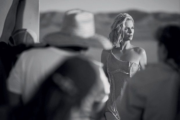 Charlize Theron Stars in Christian Dior J'adore 2016 Fragrance Campaign