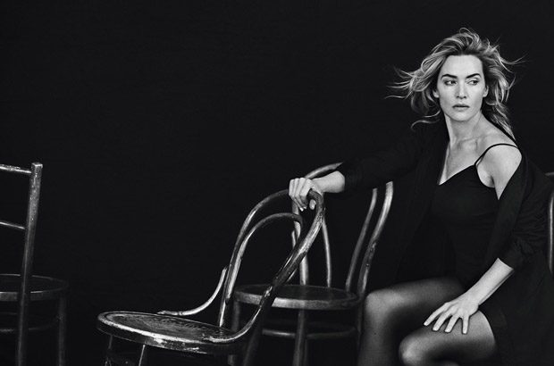 Kate Winslet Stars in L'Express Styles Cover Story