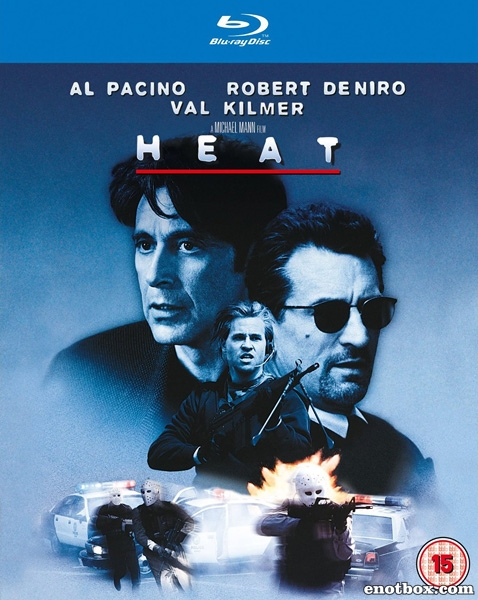 Схватка / Heat (1995/BDRip/HDRip)