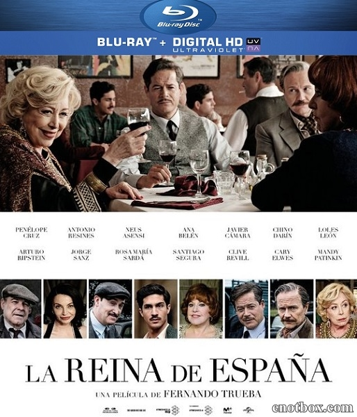 Королева Испании / The Queen of Spain (2016/BDRip/HDRip)