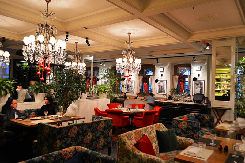 Лучшие грузинские рестораны москвы рейтинг