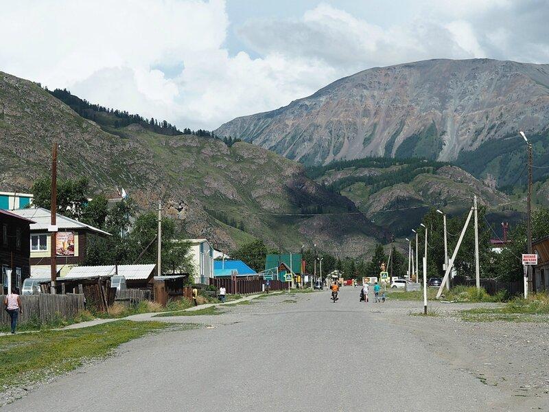 Россия, Горный Алтай, Акташ (Russia, Mountain Altai, Aktas)