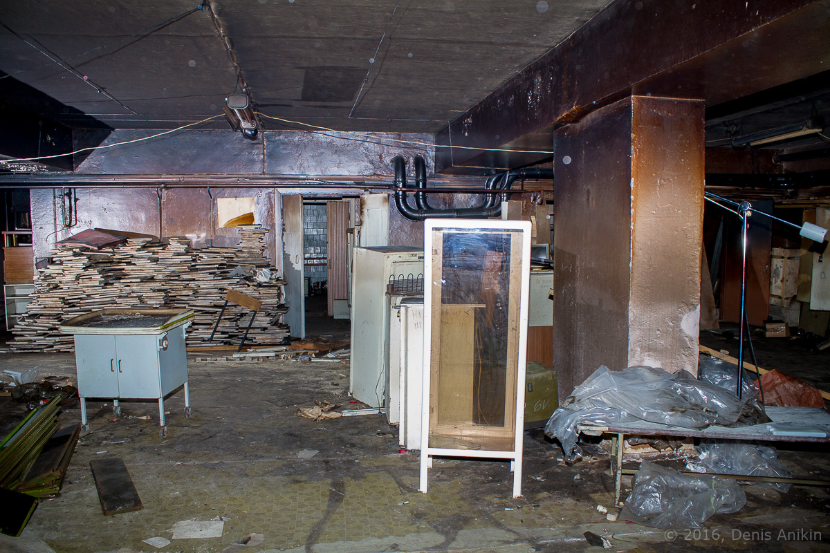 убежище больницы фото 5