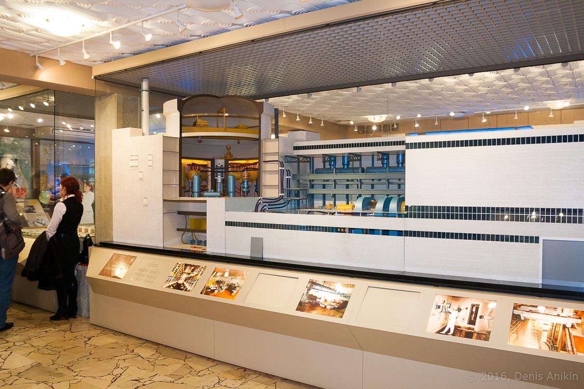 Информационный центр Балаковской АЭС фото 17