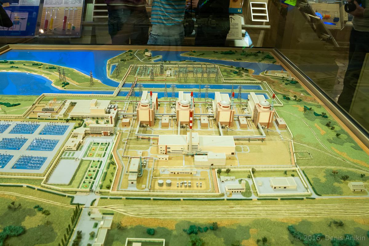 Информационный центр Балаковской АЭС фото 22
