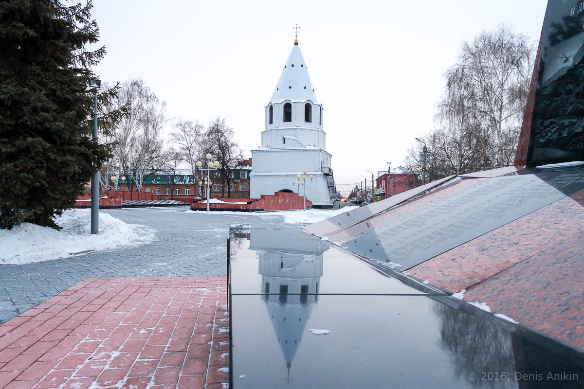 Сызранский Кремль фото 12