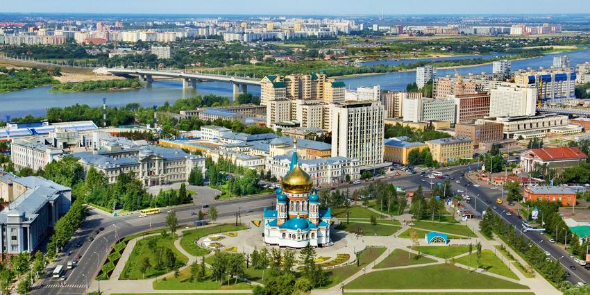 UBER в Омске