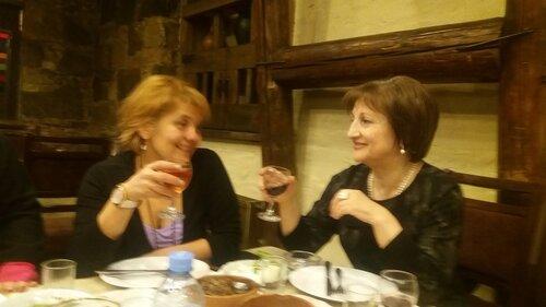 დედის დღე – 2017 – რესტორანში