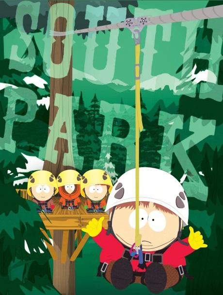 Южный парк / South park (2014) (Сезон 18) HDRip