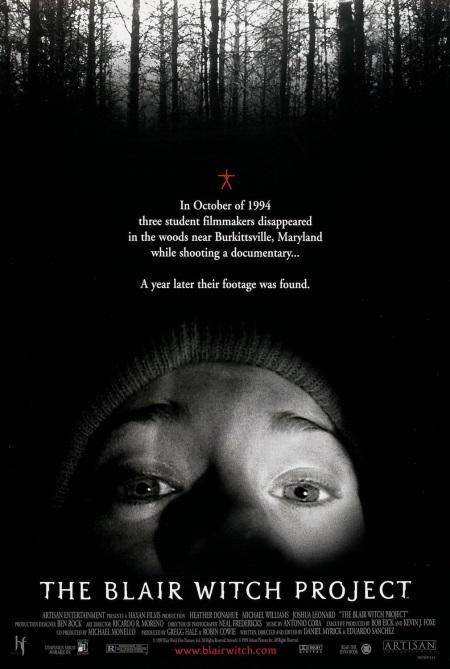 Ведьма из Блэр: Курсовая с того света / The Blair Witch Project (1999) HDRip