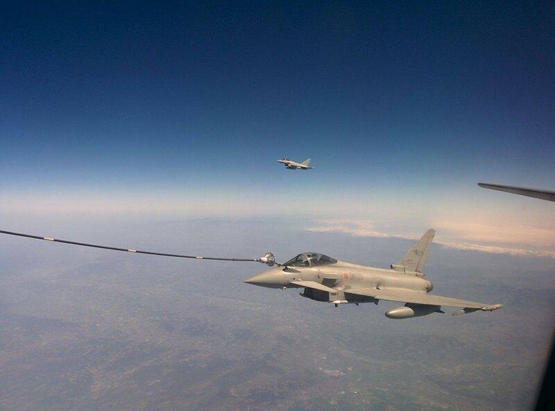 За два дня пять самолетов НАТО и стран Запада провели разведку у границ России