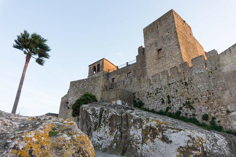 Кастильо де Кастельяр (Castillo de Castellar)