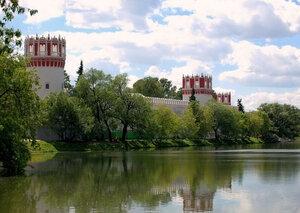 Новодевичий монастырь 1