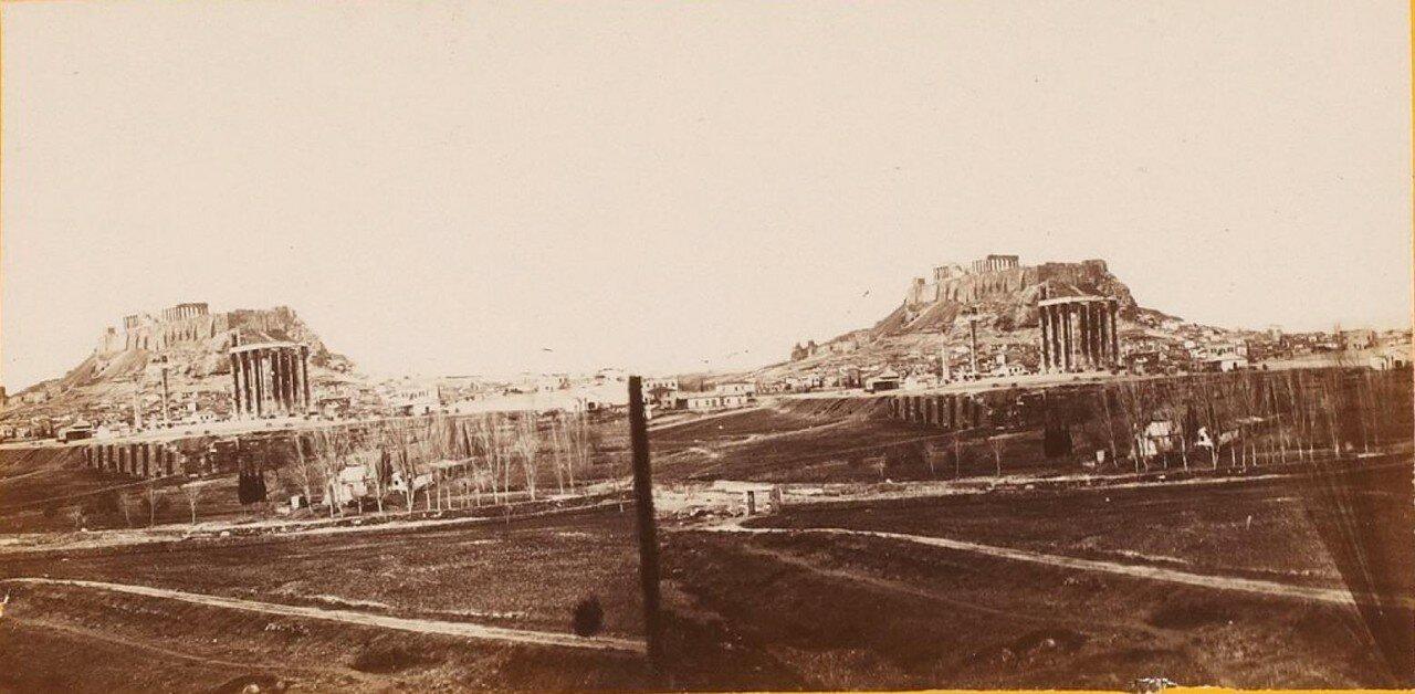 Акрополь и храм Зевса Олимпийского