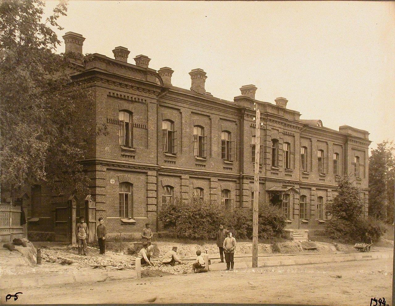 Здание кондукторских бригад