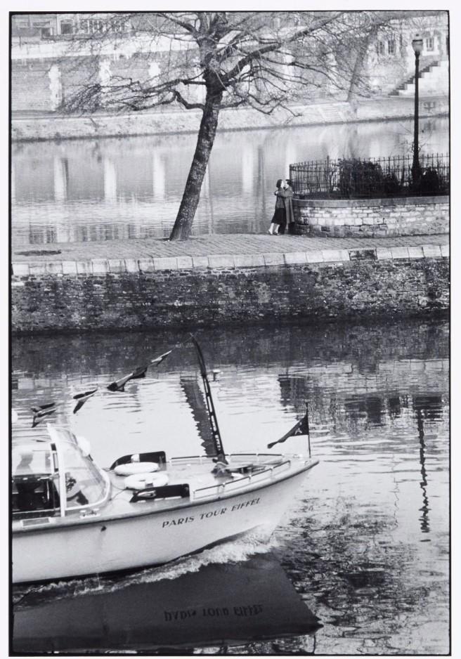1957. Влюбленные на Сене