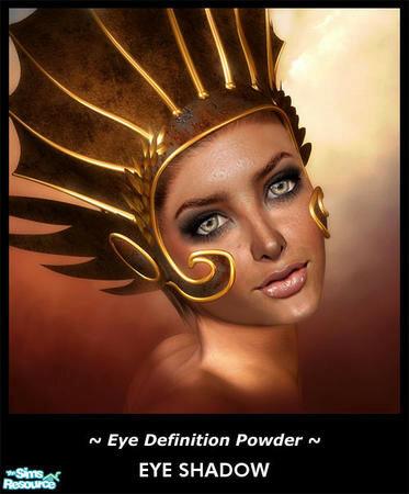Eye Definition Powder Eyeshadow от monkey6758