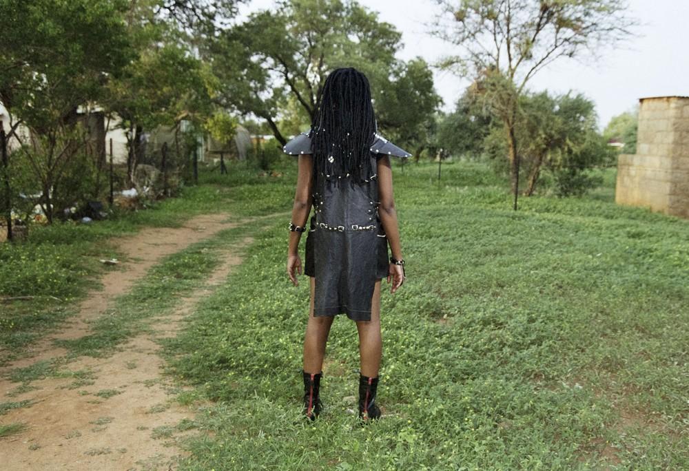 Суровые металлистки из Ботсваны