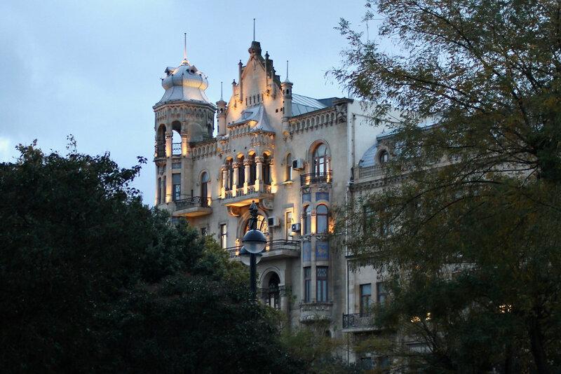 Дом Гаджинского