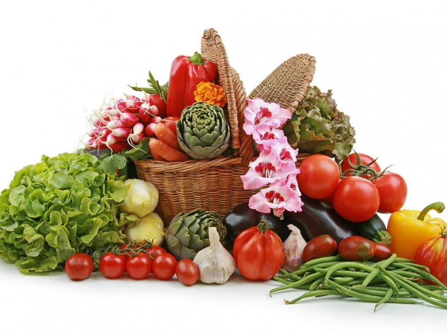 Овощной рай! 2 июня День здорового питания открытки фото рисунки картинки поздравления