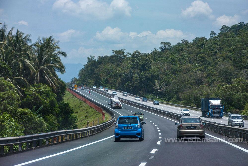 Дорога в Малайзии