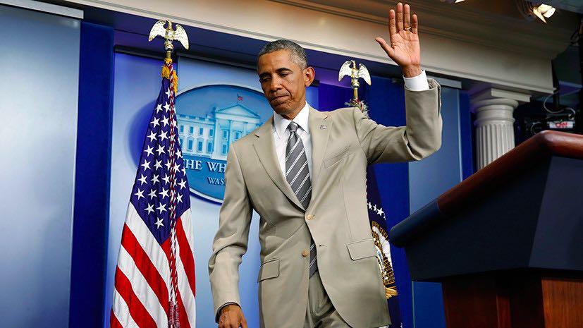 Прощальная речь Обамы будет транслироваться в3D— VR- прощание