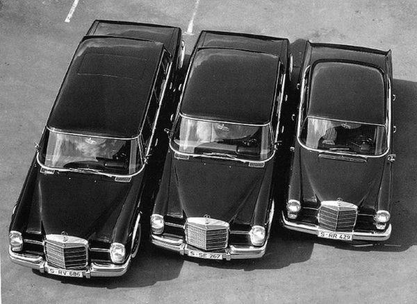 Хотя W126 и ускорил уход 600-го, массовый автомобиль не мог стать его полноценной заменой. Хотя возг