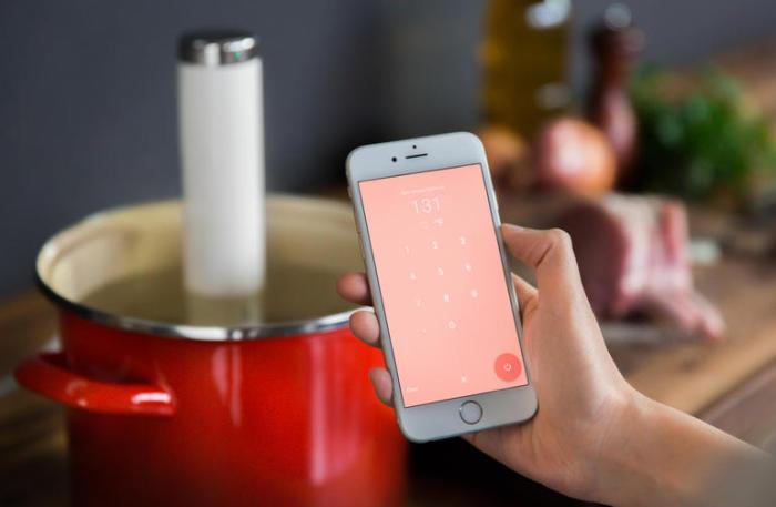 Joule by ChefSteps: плита больше не нужна. Не забывали в 2016 году изобретатели и про кухню. Не так