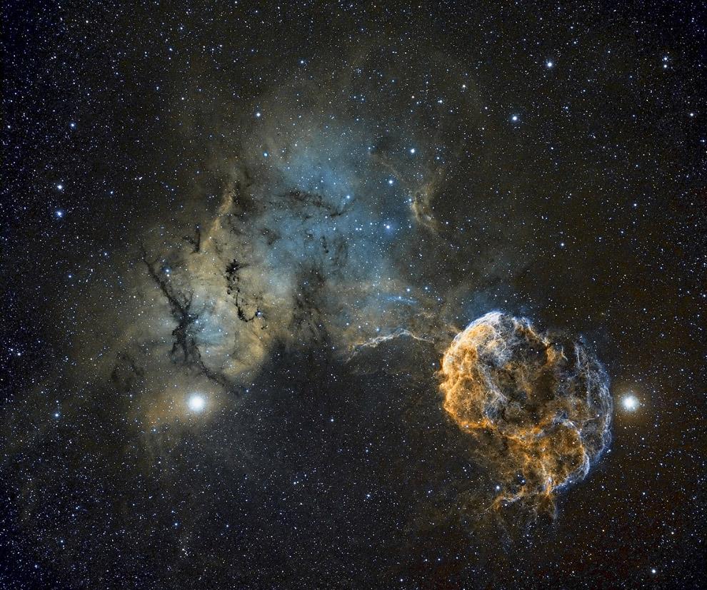 5. Млечный Путь виден во всей своей красе среди ночного неба Средиземноморья. (Фото Gianni Krat