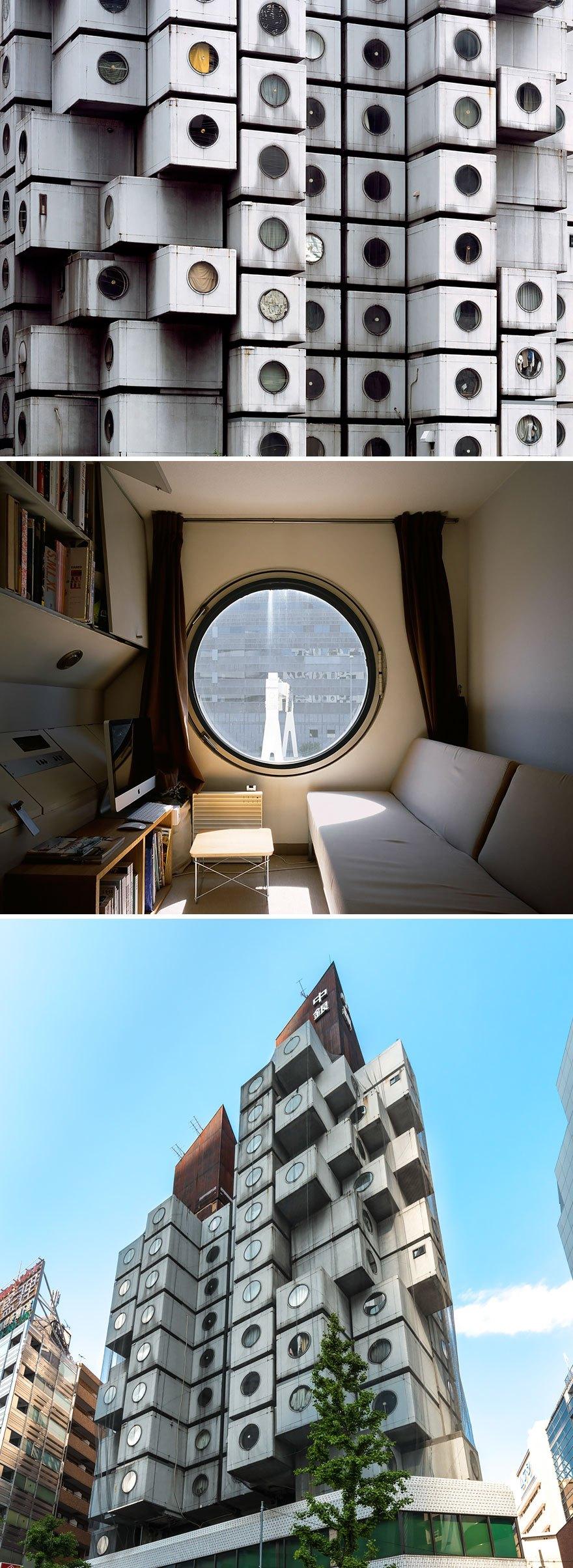 15 самых удивительных примеров современной японской архитектуры